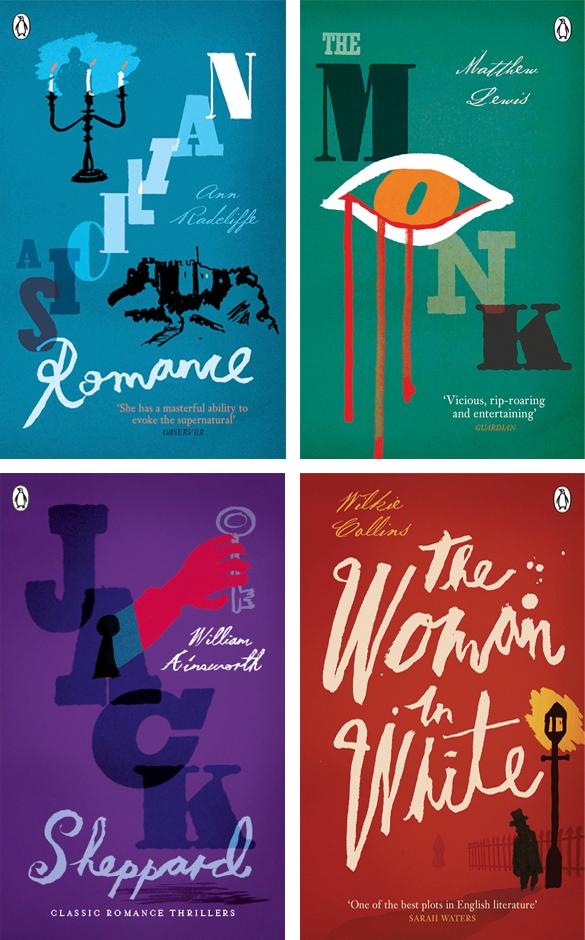 Penguin Classic Book Cover Font ~ Penguin books noisy decent graphics