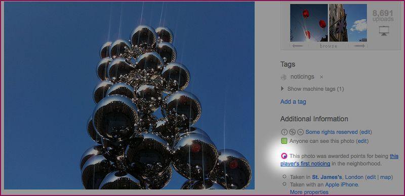 Flickr machine tag2
