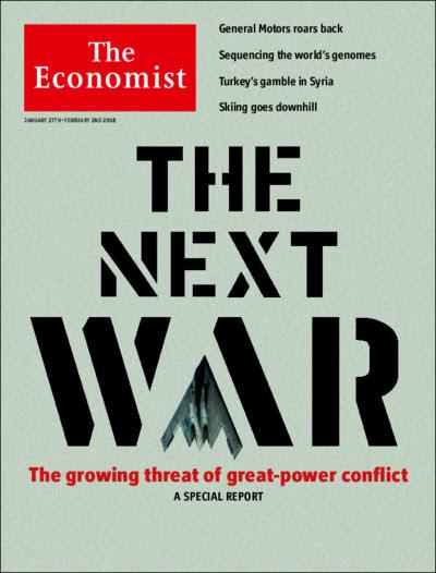 Economist cover 2018
