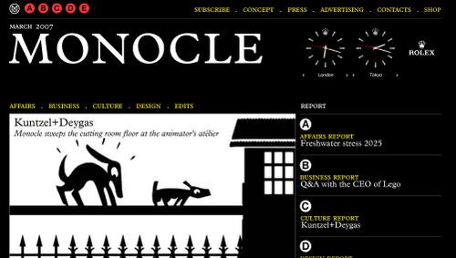 Monoclewebsite