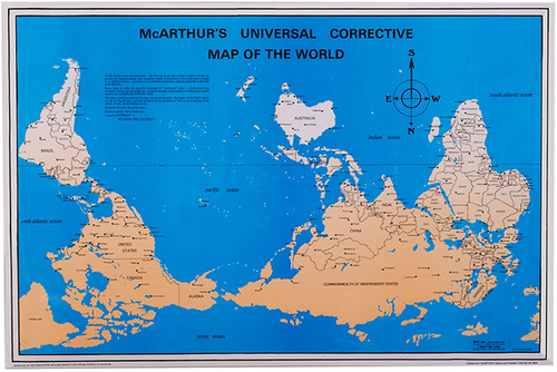 World Map With Correct Proportions.This Isn T England Noisy Decent Graphics
