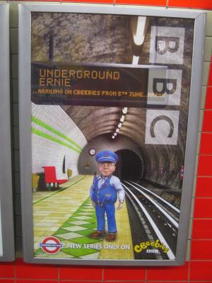 Undergroundernie
